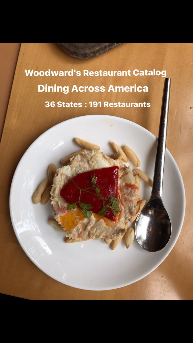 Dining Across North America! 36 States + Canada – Memoirs