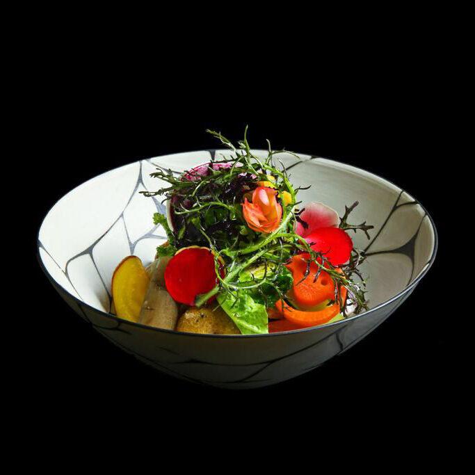 Zaiyu Hasegawa dish